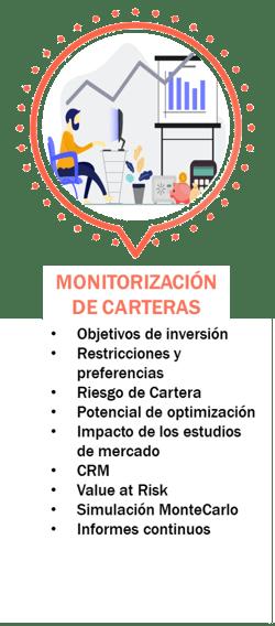 monitorizacion carteras
