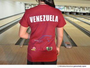 WhiteBearSolutions patrocina el equipo venezolano de bowling en el VI Torneo Iberoamericano