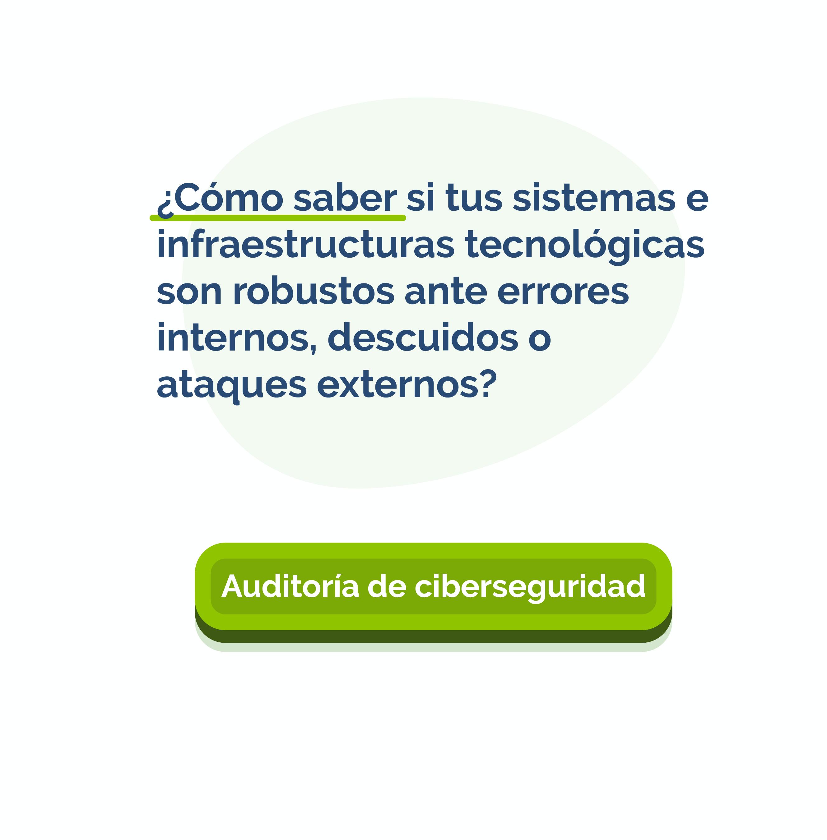 auditoria ciberseguridad