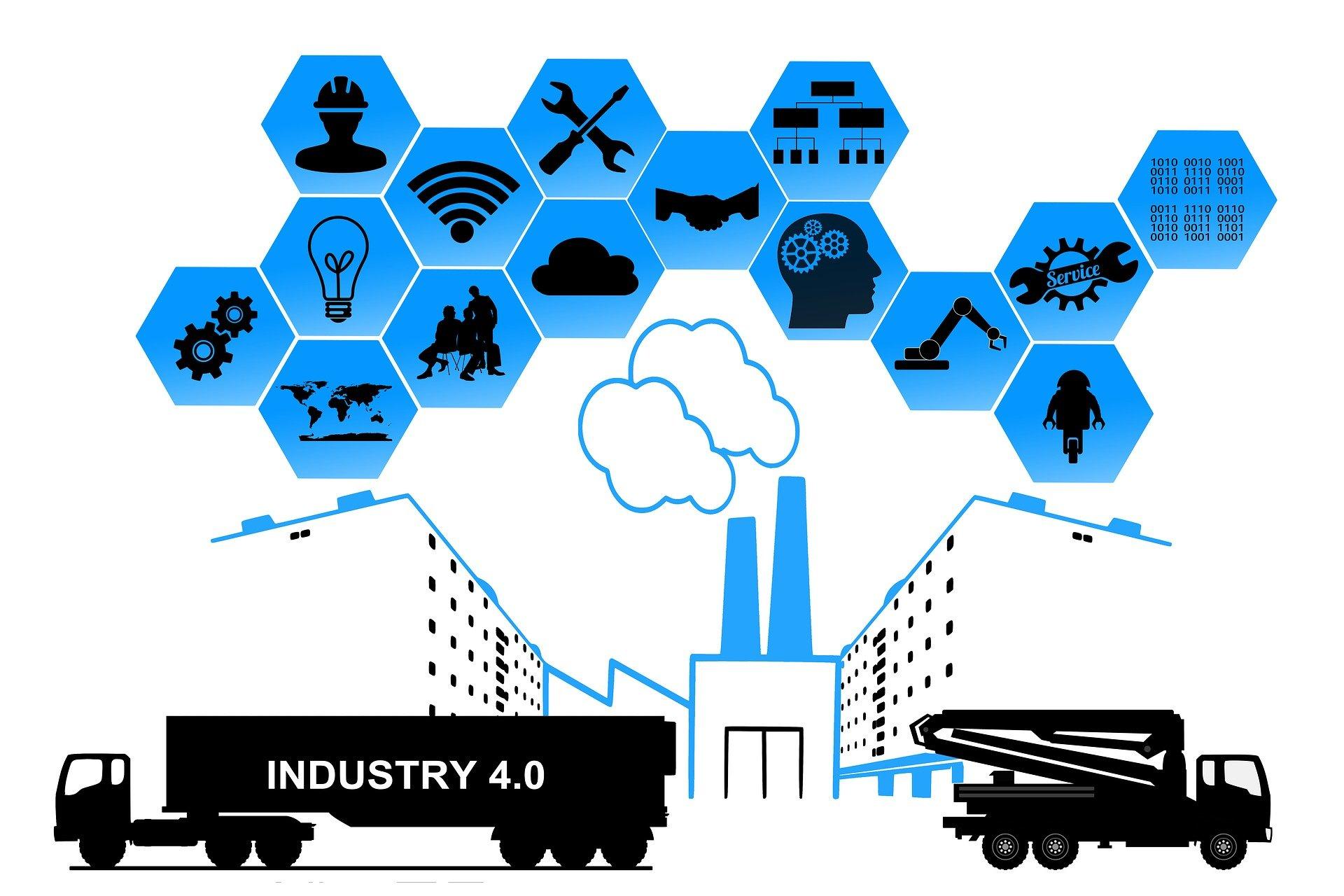 12 tecnologías habilitadoras dentro del marco de la Industria 4.0 para la generación de nuevos modelos de negocio