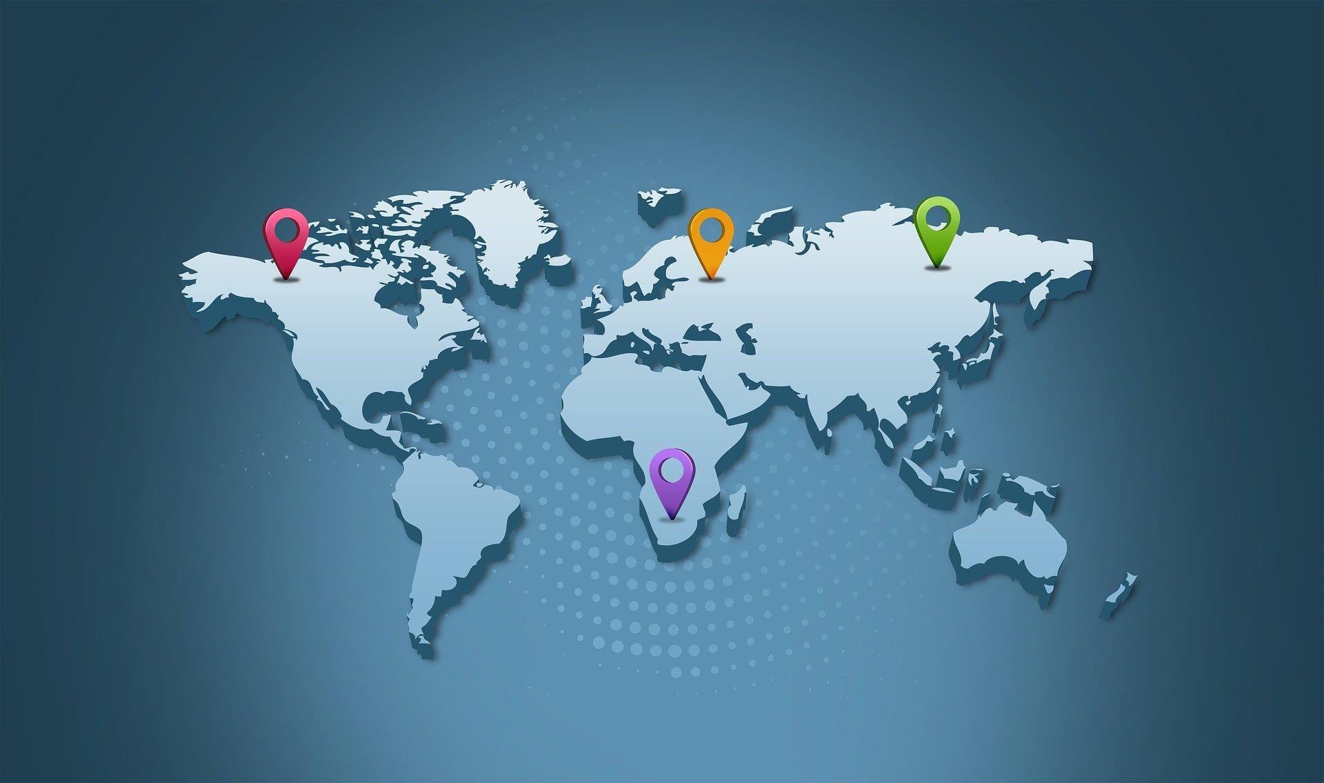 Con SITUM puedes obtener la ubicación geográfica real de los trabajadores dentro de la empresa.