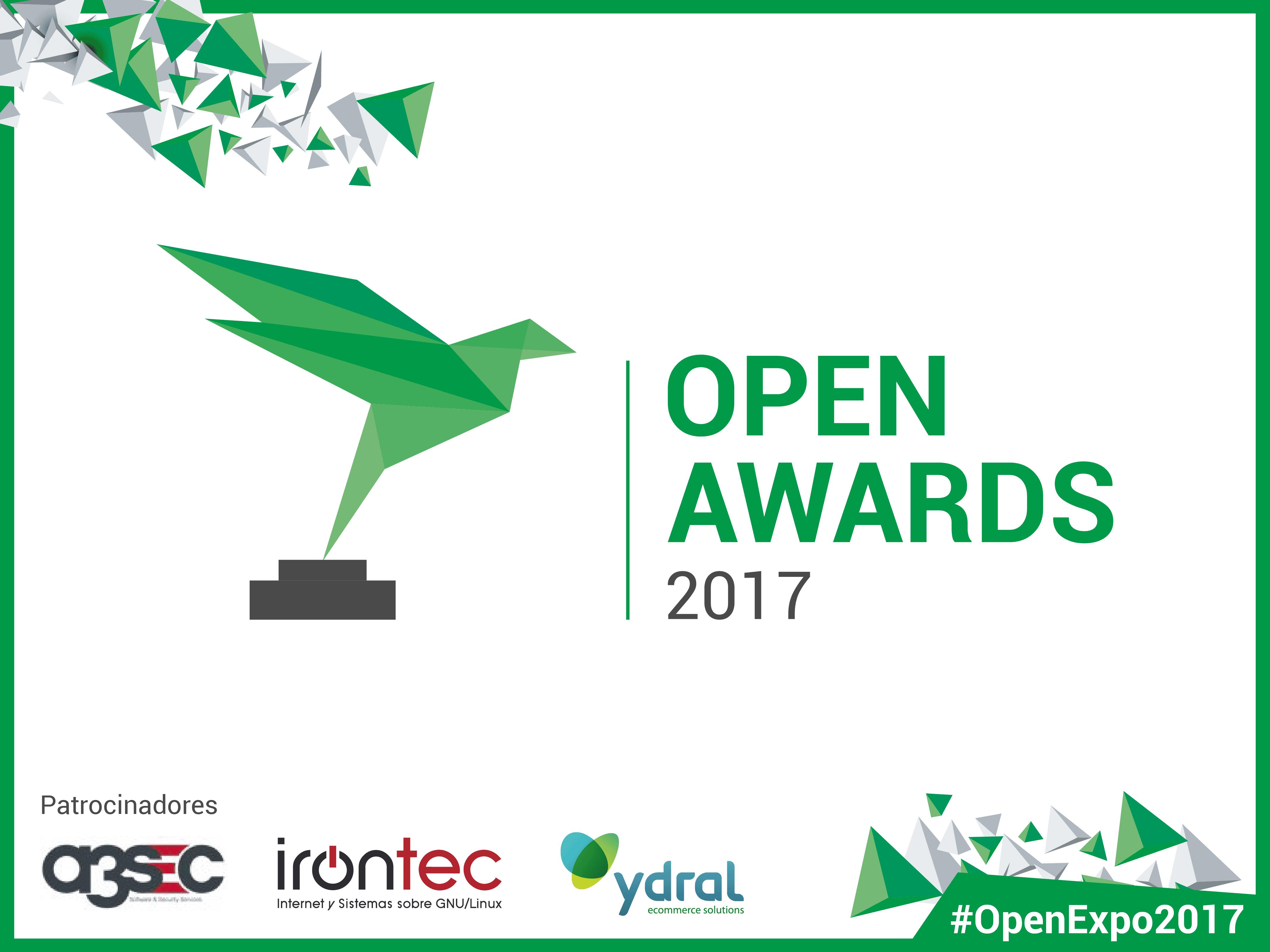 StorageCloud, reconocido como Mejor Solución Cloud en los Open Awards 2017